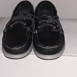 Deck shoes, Dubarry of Ireland Admirals, leather